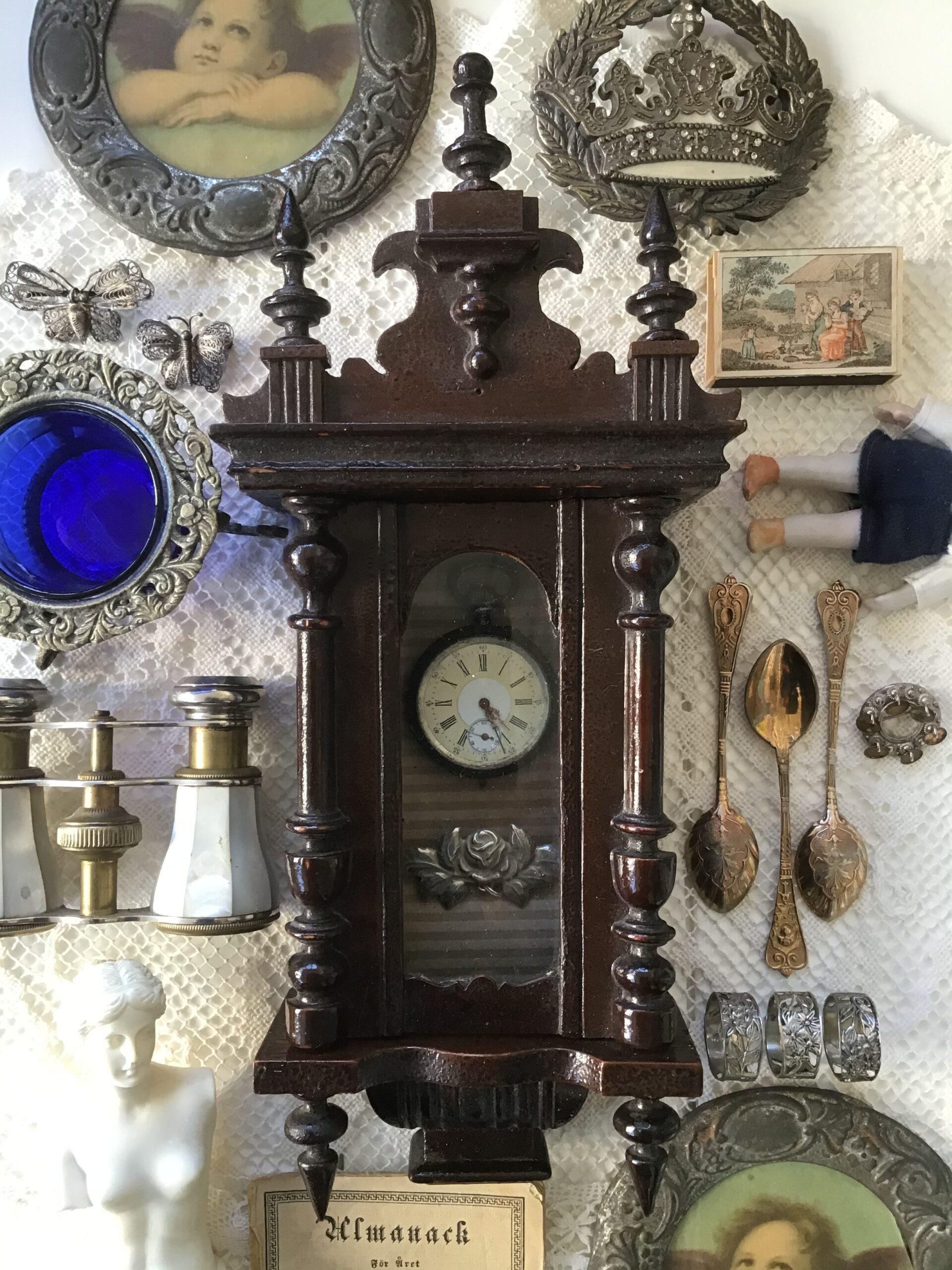 Porslin, glas, keramik - Mrs Walker Antik o Design